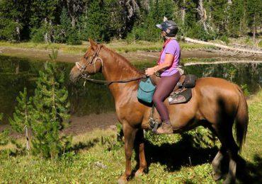 Jeździectwo jako pasja.