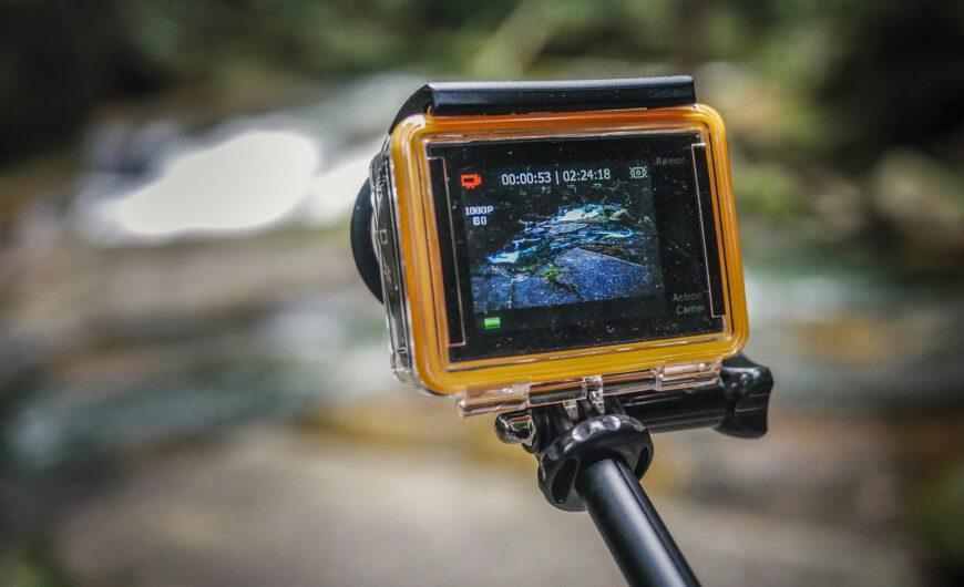 Kamery sportowe- czym są, jak je wybierać, czy warto?