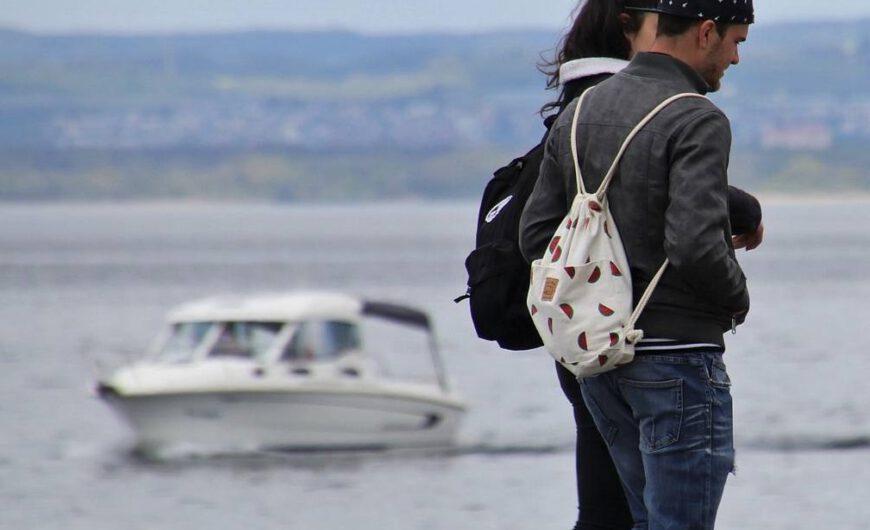 Jak nosić plecak worek